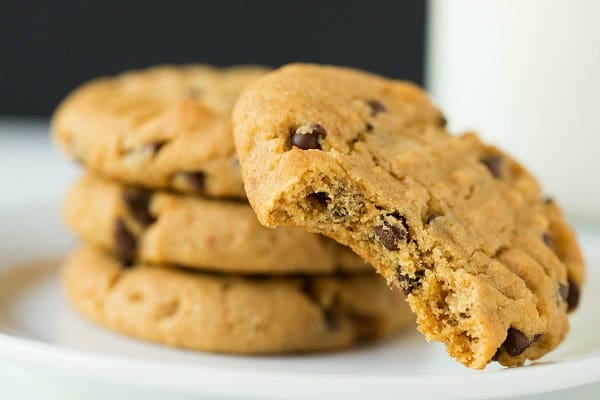 The Peanut Butter Chocolate Chunk Cookie