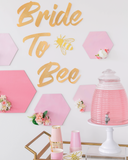 Bride to Bee, Bridal Shower