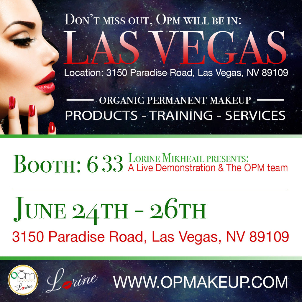 DON'T MISS OUT ON THE LAS VEGAS TRADE SHOW JUNE 24TH - 26TH, 2017