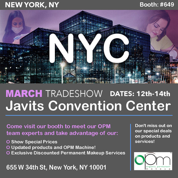 IBS NEW YORK TRADE SHOW AT THE JAVITS CONVENTION CENTER