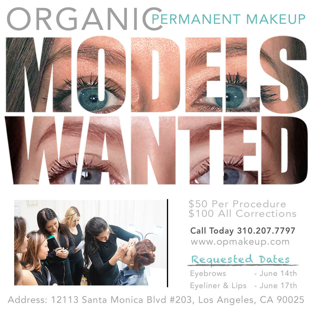 OPM® IS LOOKING FOR LIVE MODELS FOR JUNE 14TH- 17TH