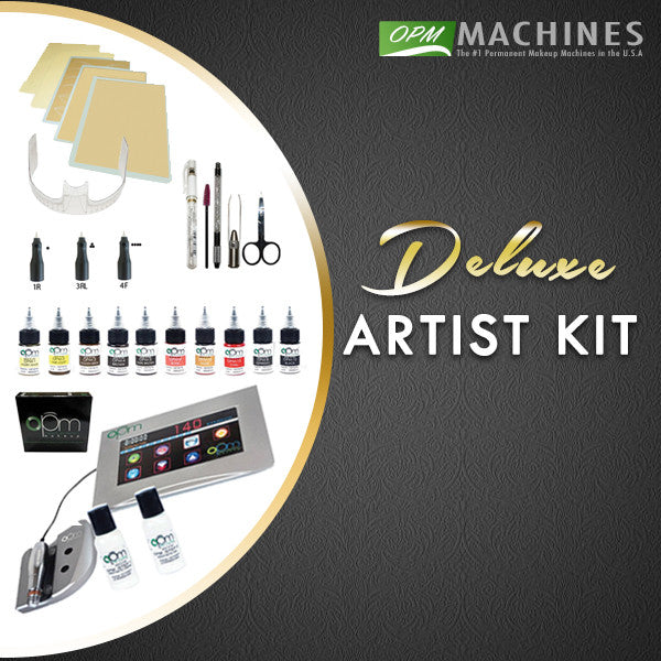 DELUXE ARTIST KIT + online training