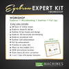 3 DAY EYEBROW EXPERT WORKSHOP + KIT