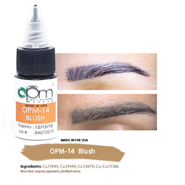 OPM-14 Blush (Correction Pigment) 15ml per bottle