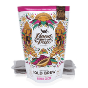 Good Trip chocolate infused cold brew coffee