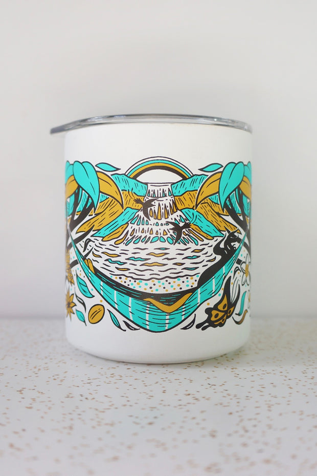 good trip coffee miir camp cup design side view