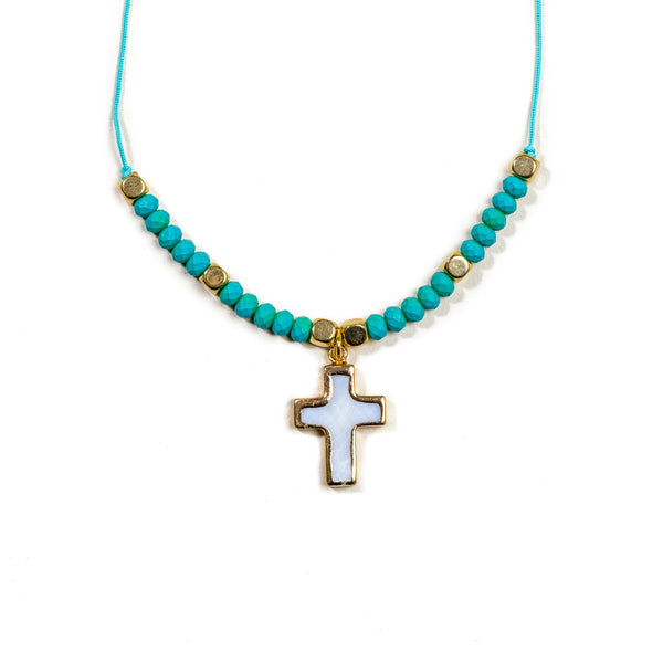 Spirit Necklace Turquoise