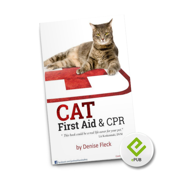 Cat First Aid & CPR (EPUB)