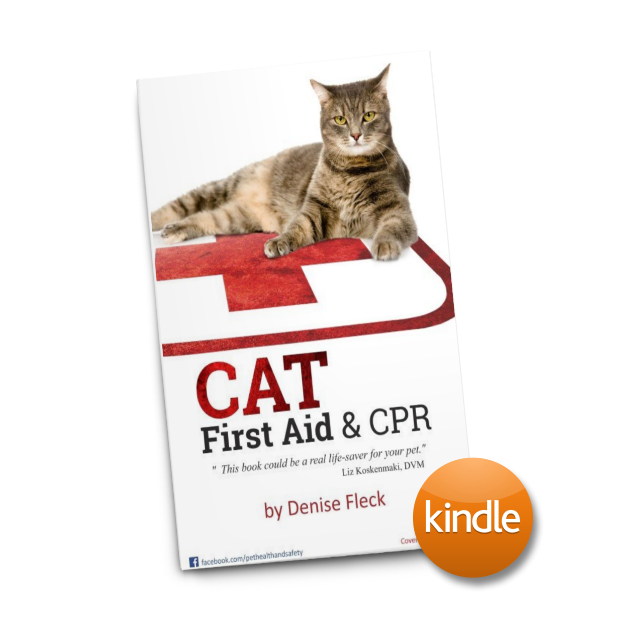 Cat First Aid & CPR (Kindle)
