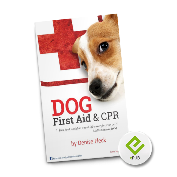 Dog First Aid & CPR (EPUB)