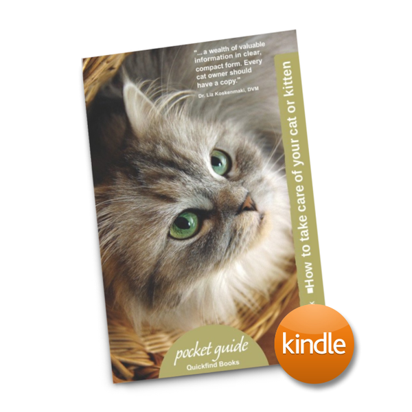 How to Take Care of Your Cat or Kitten (Kindle)
