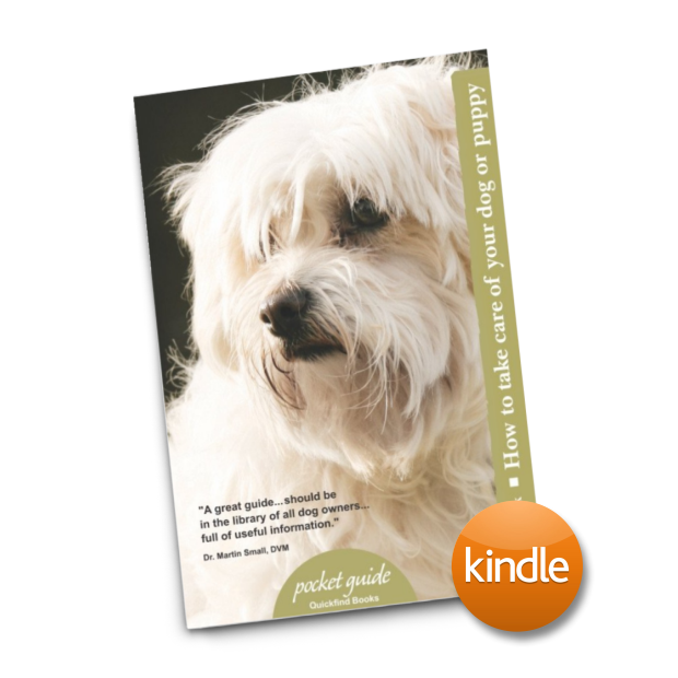 How to Take Care of Your Dog or Puppy (Kindle)