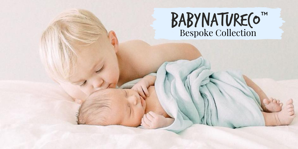 BabynatureCo. Bespoke Collection page