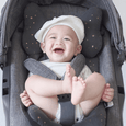 Stroller Liner - Shining Star (Charcoal)