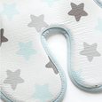 Cotton Mesh Cool Seat Liner - Blue Star