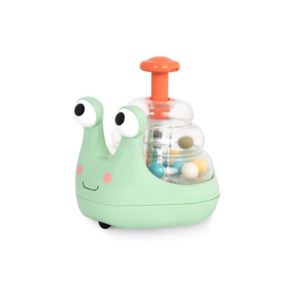 B. Toys - Escar-Gloooow Light-Up Snail Popper