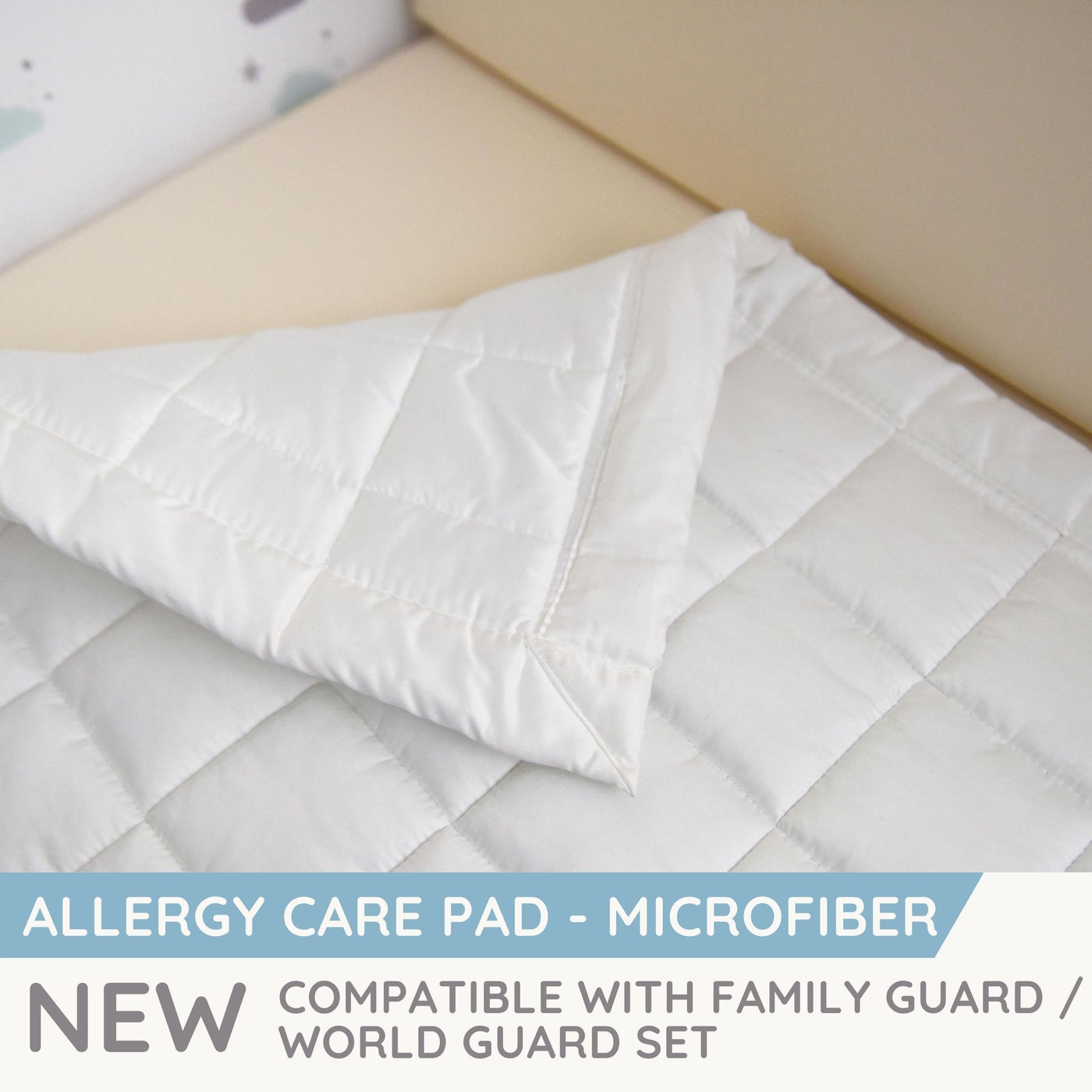 Allergy Care Pad (Microfiber) For Family Guard / World Guard set
