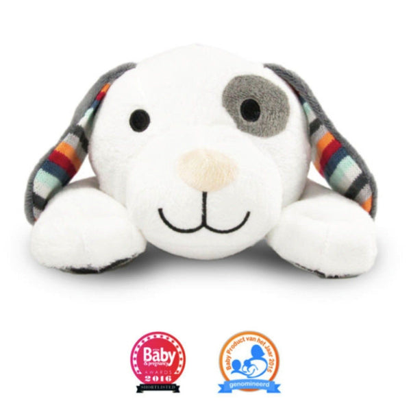 Heartbeat Plush Soft Toy - Dex, Liz & Don