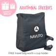 Bespoke Collection - Navuto Auto Folding Stroller (Cabin-Friendly)