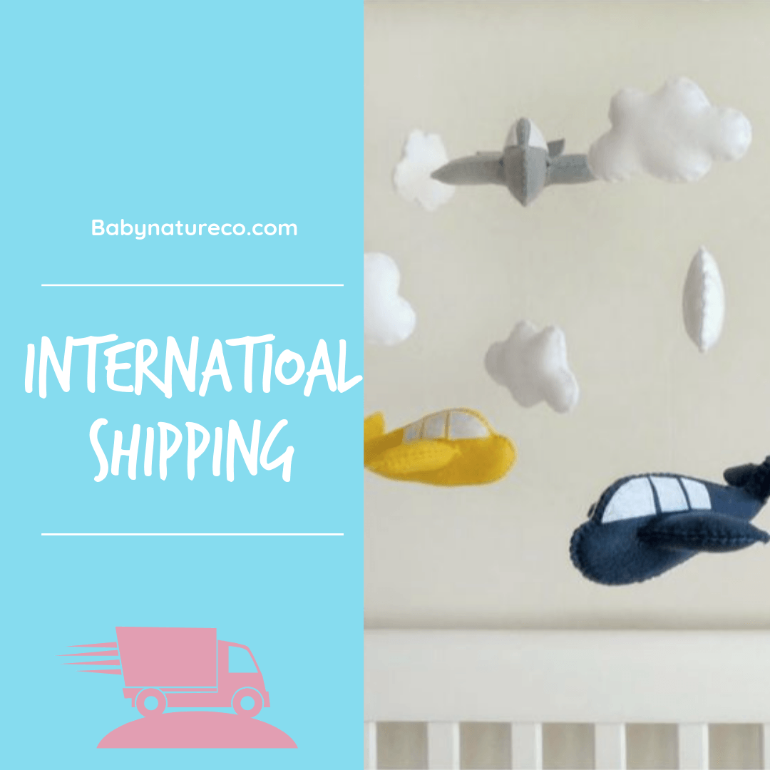 Int'l shipping fee (to be advised by Cust Svc)