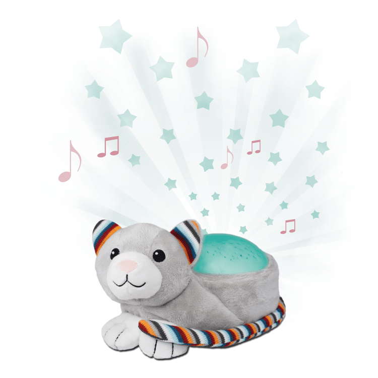 Star Projector with soothing sounds - Kiki the Kitten