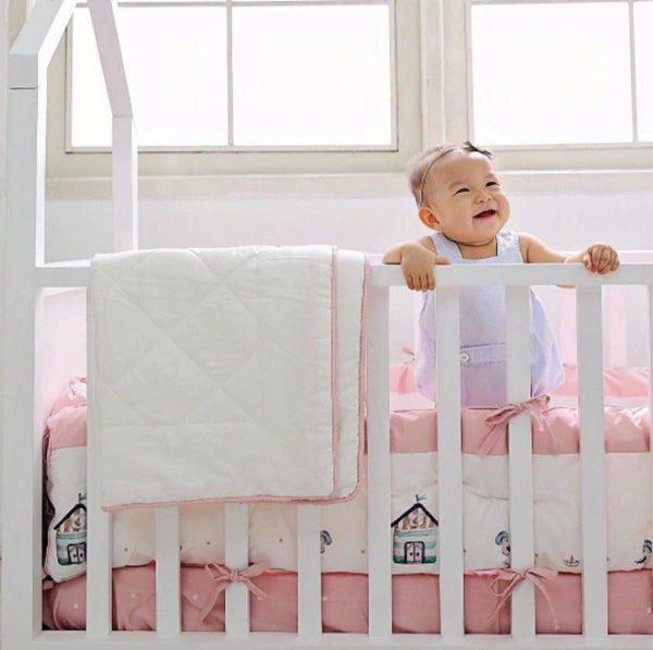 Complete Nursery Bedding Set - LIVIA