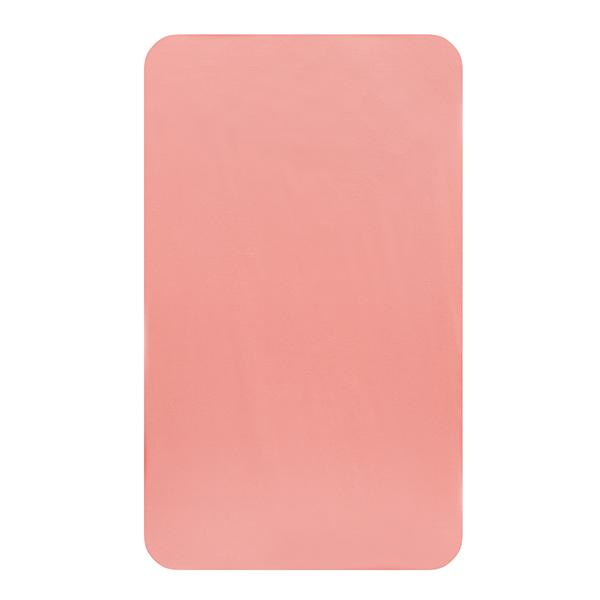 Change Mat Cover - Coral