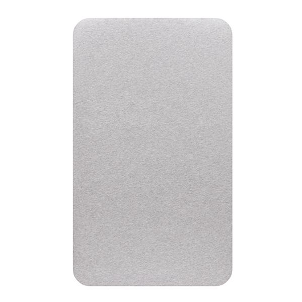 Change Mat Cover - Soft Grey Marle