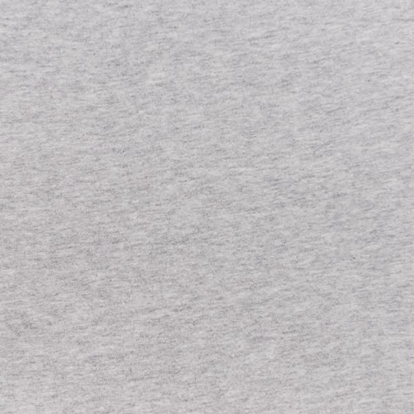 Rectangle Cot Fitted Sheet - Soft Grey Marle