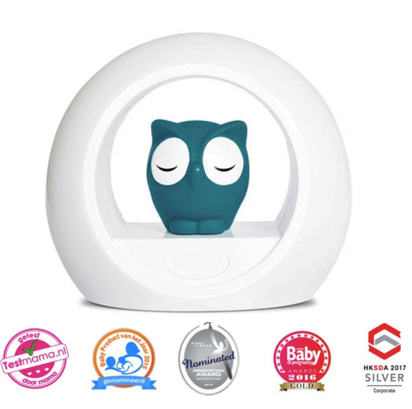 Nightlight with voice activation - LOU the Owl