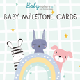 Babynatureco Baby Milestone Cards (Designer Edition!) - FREE gift worth $19.90! <small><sup>*free gift will not apply if any promo code is used on purchase of this item.</small></sup>