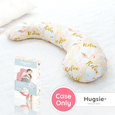 Maternity Pillow Case Cover - Cooling Touch (Flamingo)