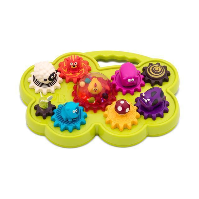 B. Toys - Moosical Animal Shape Sorter Barn