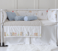 Complete Nursery Bedding Set - SPACEY