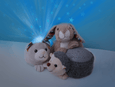 Star Projector with soothing sounds - Ruby the Rabbit