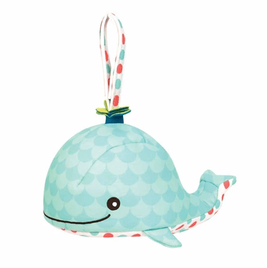 B. Toys - Glow Zzzs Whalé, Glowable Soothing Whale