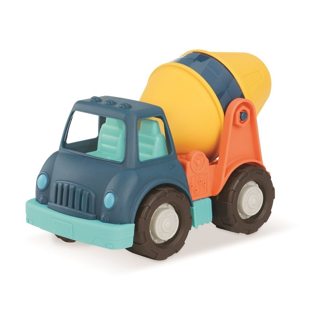 B. Toys - Wonder Wheels Cement Truck