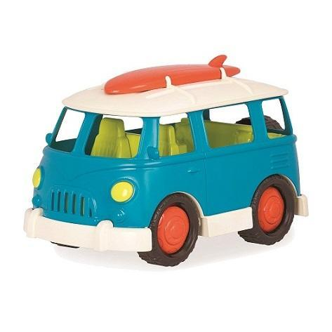 B. Toys - Wonder Wheels Van