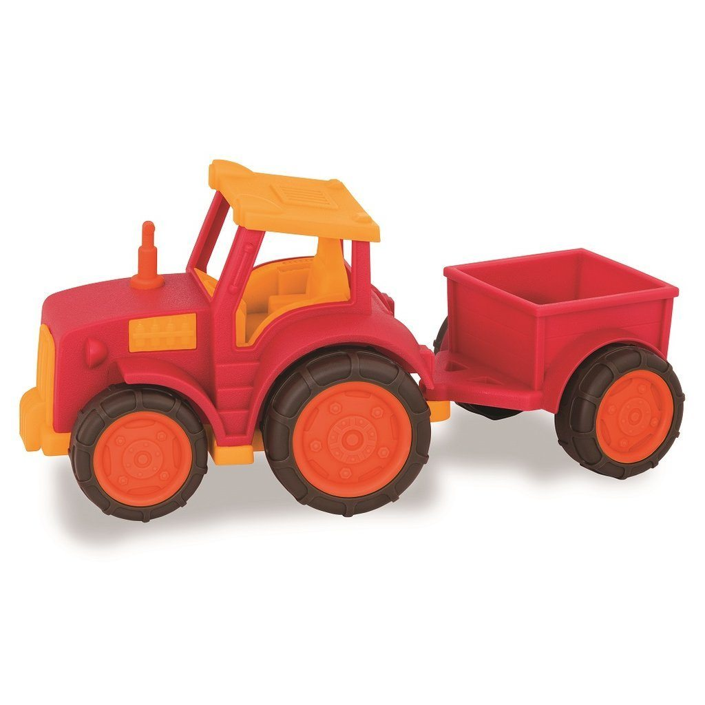 B. Toys - Wonder Wheels Tractor & Trailer
