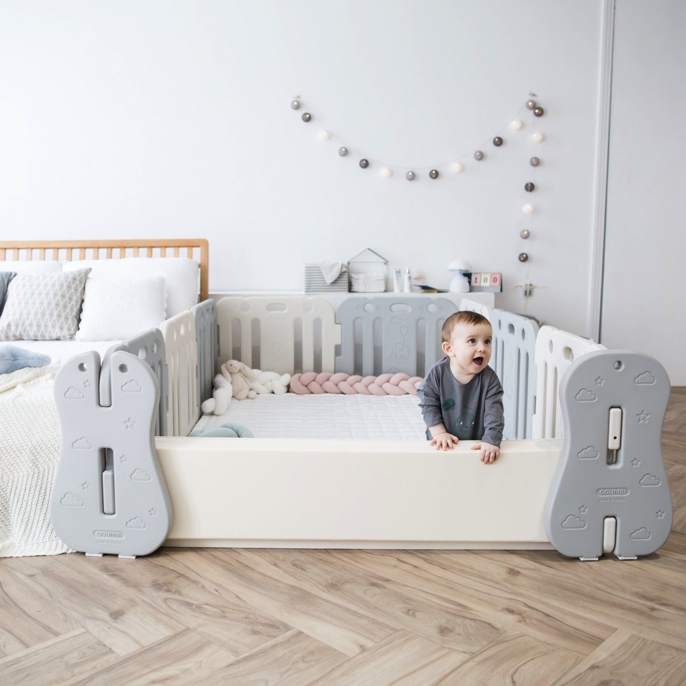 Baby Room Set - Family Guard (inclusive of premium Play mat!)