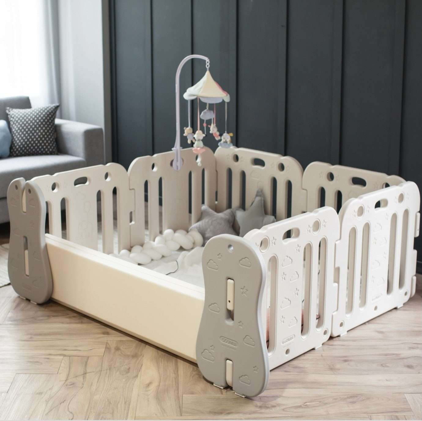 Baby Room Set - World Guard (inclusive of premium Play mat!)