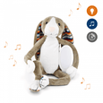 Soft toy nightlight with melodies - Max, Bo & Katie