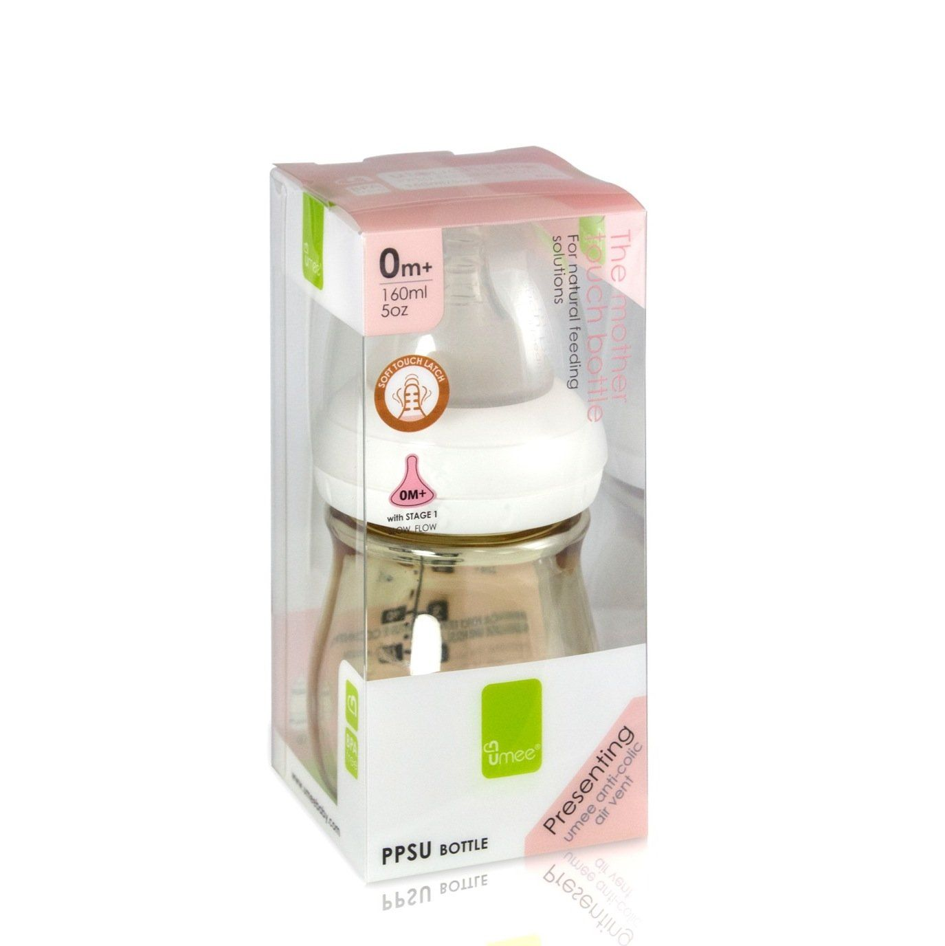PPSU 160ml/5oz Feeding Bottle