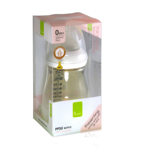 PPSU 260ml/9oz Feeding Bottle
