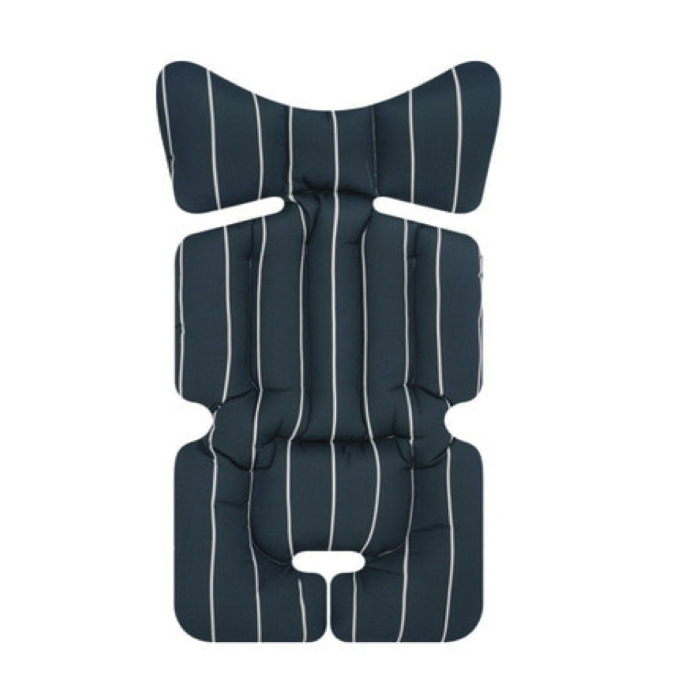 Stroller Liner - Urban Grey (Stripe)