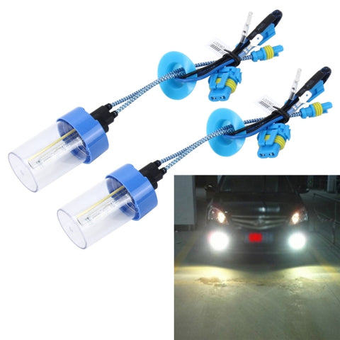 2 PCS H1 55W 5500K HID Bulbs Xenon Lights Lamps, AC 12V   Lead Time: 1~3 Days.