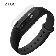 2 PCS Protector Film For Xiaomi 2 for Mi Band 2, Ultrathin Screen Protective Film For Miband 2 Smart Wristband Bracelet   Lead Time: 1~3 Days.