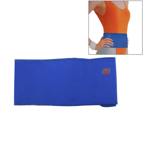 Elastic Classic Sports Waist Support(Blue)