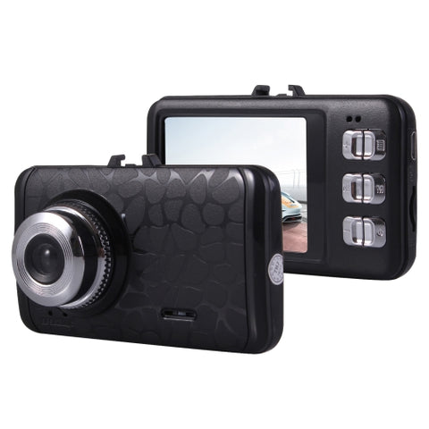 Portable HD Car Camcorder DVR Driving Recorder Digital Video Camera Voice Recorder, 2.2 inch 4:3 TFT Screen Display, Support Motion Detection, TF Card   Lead Time: 2~5 Days.