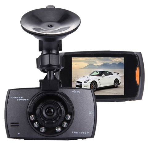 Car DVR Camera 2.7 inch LCD 480P 1.3MP Camera 170 Degree Wide Angle Viewing, Support Night Vision / Motion Detection / TF Card / G-Sensor   Lead Time: 1~3 Days.